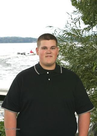 Senior Class Photos - Andrew Seeley - 2006
