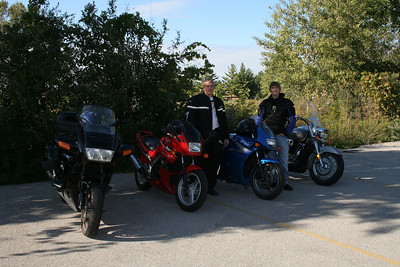 Zak's First Motorcycle Adventure