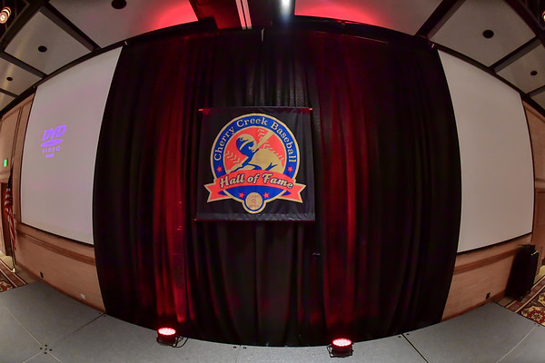 2017 Cherry Creek Baseball Hall of Fame Banquet - February 4 2017