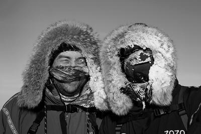 Antarctica Black & White