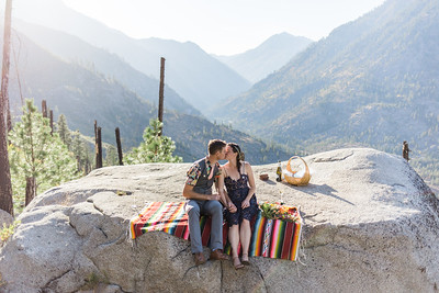 Elizabeth + Joe  {Eloped in Leavenworth}