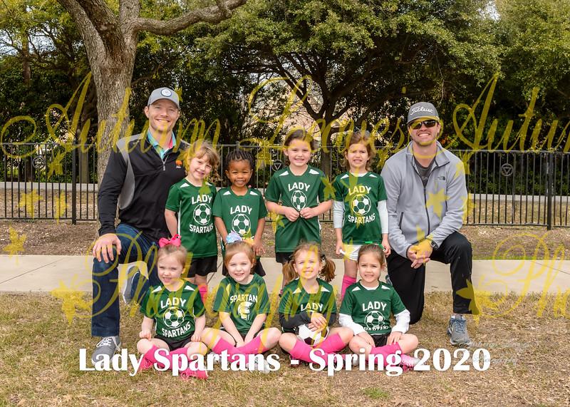 20200307 -#S10 PKG Lady Spartans