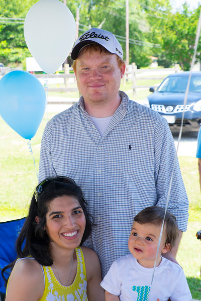 2015-06-06 Connor's 1st Birthday Party