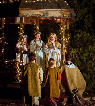 Christmas Under the Stars 2013
