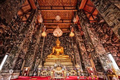 Kneel Before Buddha