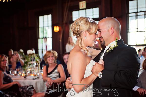 Lauren and Chris - Reception