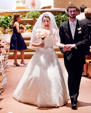 Wedding - Beth and Brett