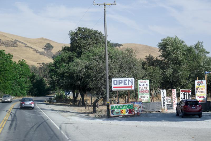 Near San Filipe, CA
