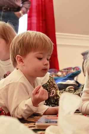 Elliot's 2 Birthday