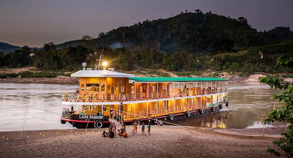 Ships - RV Laos Pandaw