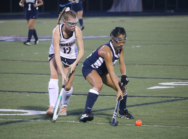Covenant versus Albemarle field hockey 2018