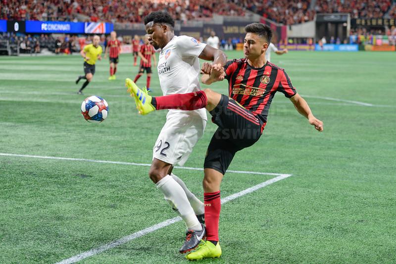 3/10/19 Atlanta United vs FC Cincinnati