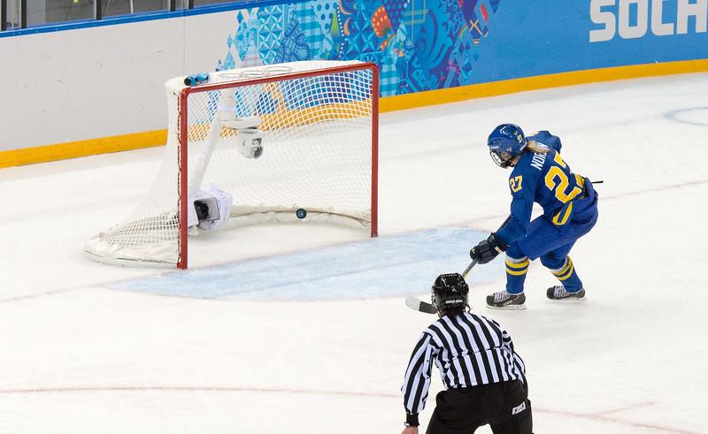 Ruotsin 4-2 maali