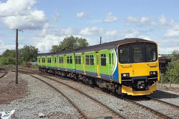 7th June 2011: Birmingham to Stratford upon Avon