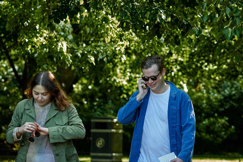 Secret proposal photographer in London