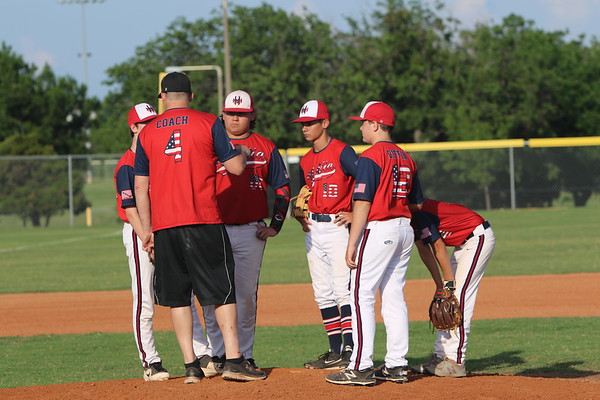 2018 Militia Baseball