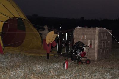 Day 5 -- Balloon Ride Maasai Mara