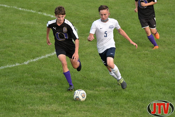Columbia Central vs Onsted Soccer 9-14-20