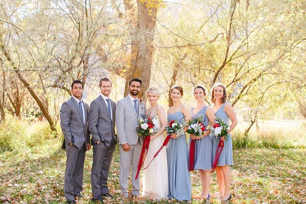 Misty & Aukush Wedding