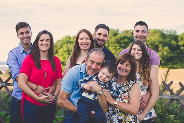 Connor & Family