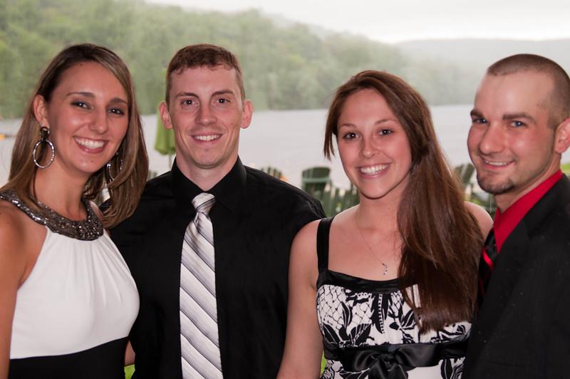 Kelly, Scott, Laura and Seth