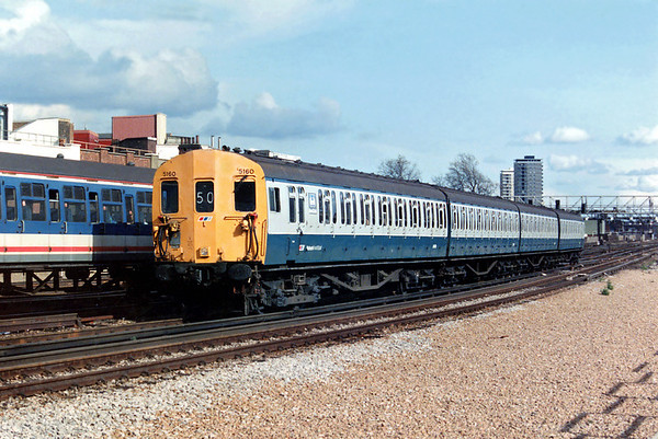 12th April 1993: London Bridge and Clapham Junction