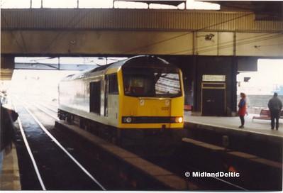 BR Class 60