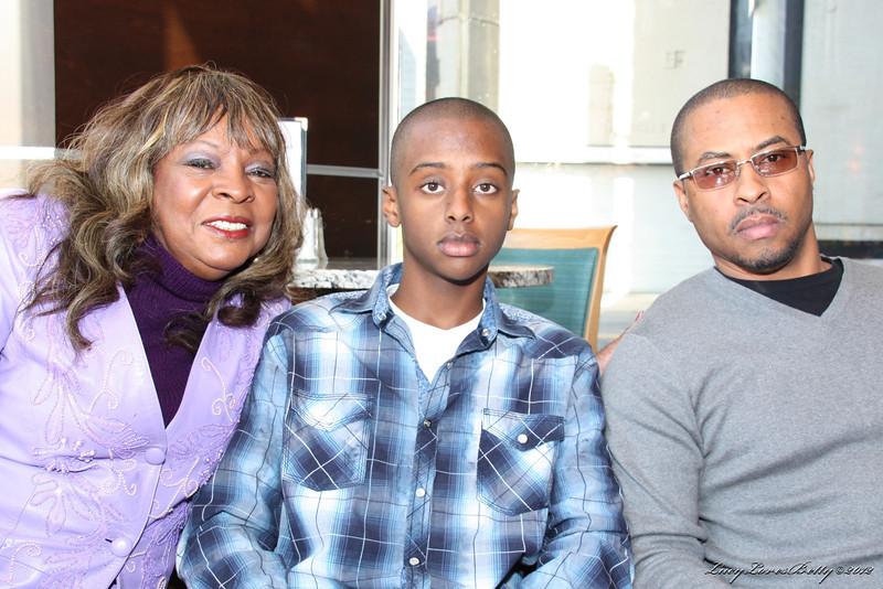 Graham Family - 2012 - Easter