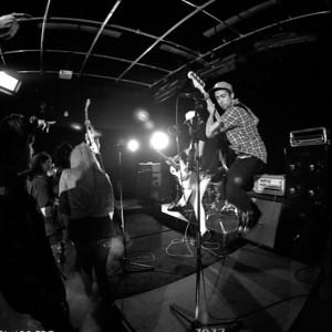 Secret Revolution music video shoot, February 24, 2011