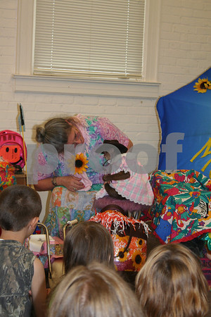 Library Summer Reading Program - July 2006