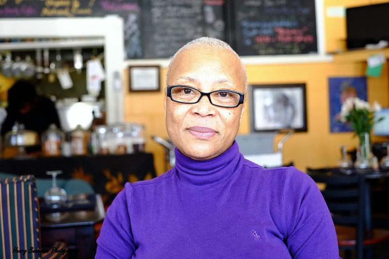 Alluette Jones-Smalls Alluutte's Cafe Charleston SC