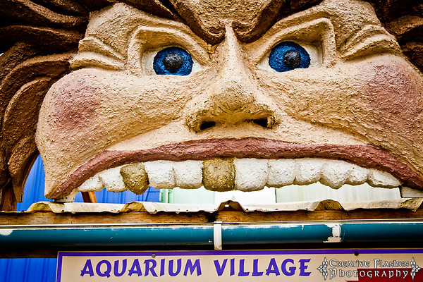 Aquarium Village, Newport Oregon