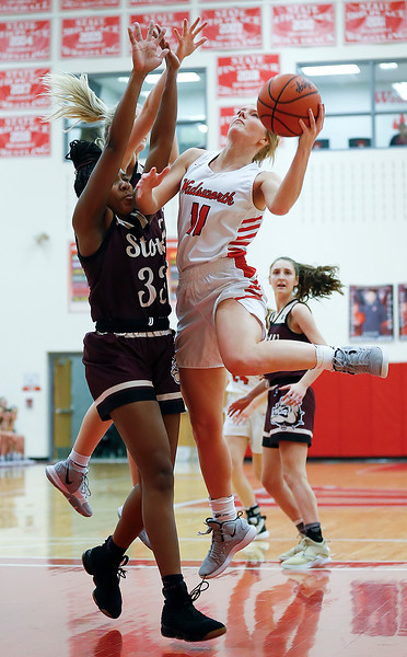 Wadsworth girls fall to Stow
