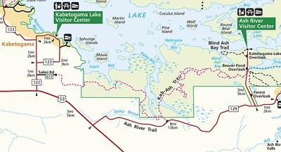 Voyageurs National Park (Kabetogama & Ash River Areas)