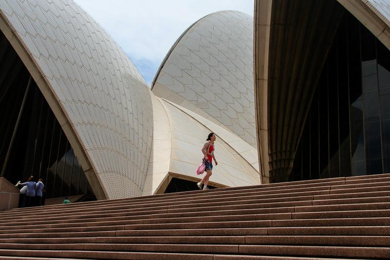Opera House, Sydney Australia, 2006