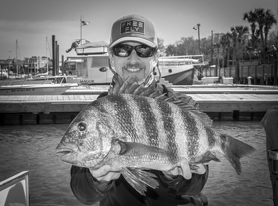 Capers Reef Sheepshead March 2018