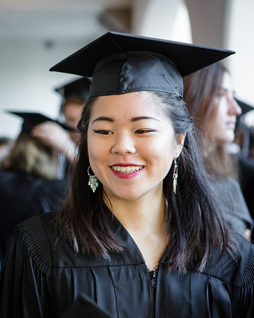 2017 Bay Graduation
