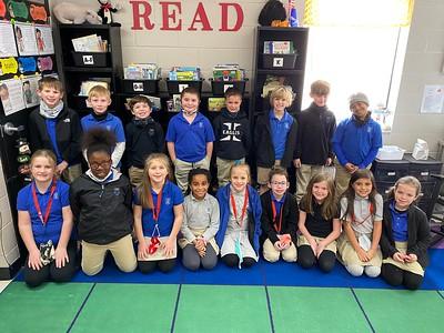 Webb 2nd Grade