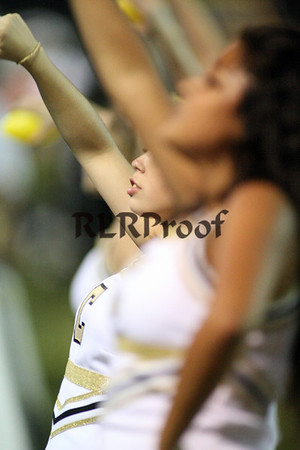 CHS Varsity Cheer Sept 19, 2008