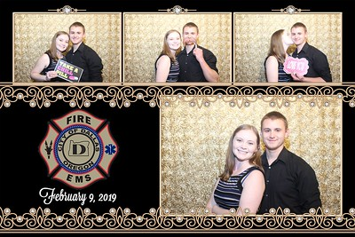 Dallas Fire Department Photobooth 2.9.2019