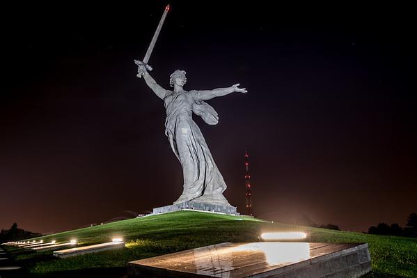 Mamayev Hill