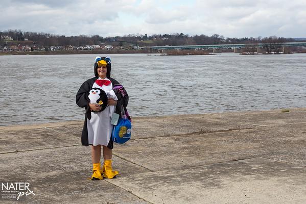 2016 Humane Society of Harrisburg Penguin Plunge