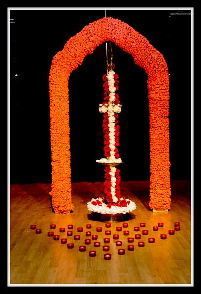 Tamil Arts Circle - Candle Vigil - May 16 2010