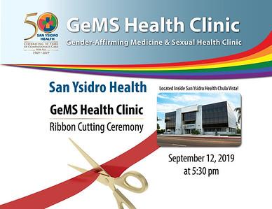 GeMS Health Clinic Ribbon-Cutting Ceremony