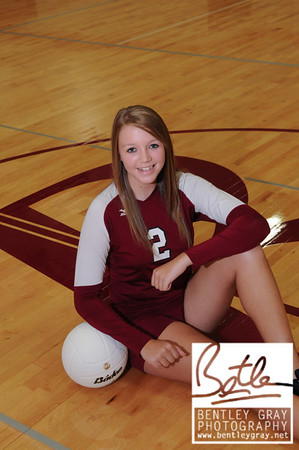 BHS Volleyball 2012 Team Pictures