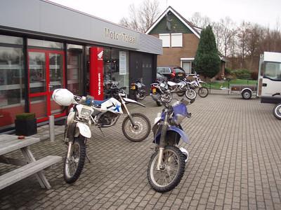 B4B Sinterklaas Allroaden in Zeeuws- Vlaanderen op 06-12-09
