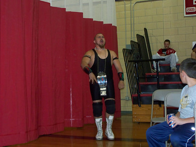 Eastern Pro Wrestling United We Slam Tour  October 4, 2008