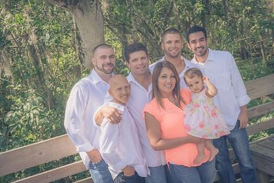 Piatt Family Portrait Session