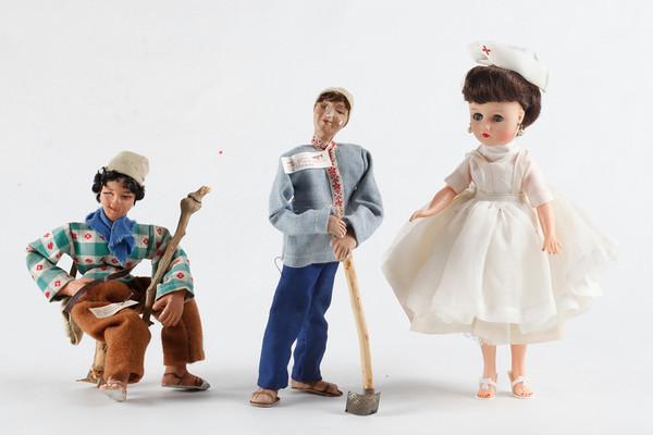 Ginnie's Dolls