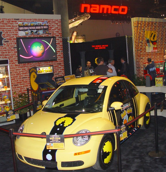 Pac-Man :)